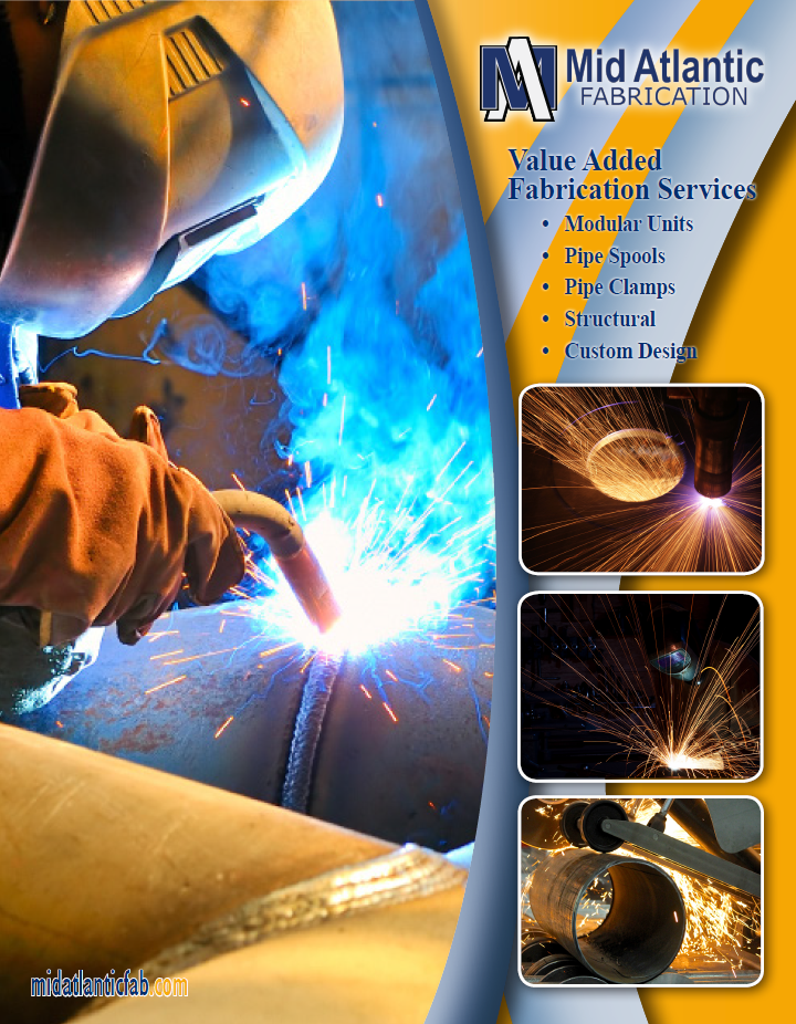MID ATLANTIC FAB BROCHURE